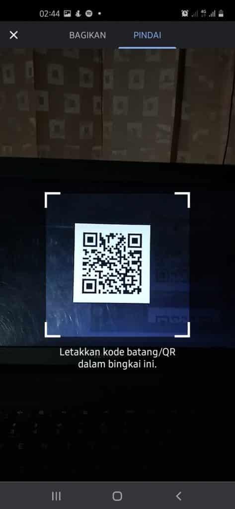 4 Cara Mudah Scan QR Code Tanpa Menggunakan Aplikasi