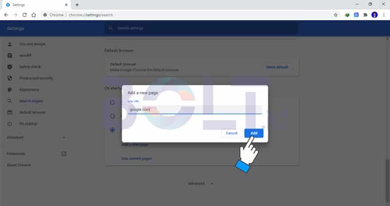 6 Cara Menjadikan Google sebagai Halaman Awal Chrome