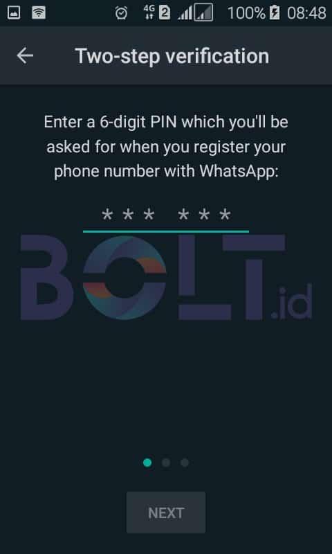 3 Cara Mudah Mengaktifkan Verifikasi 2 Langkah WhatsApp