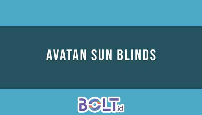 Avatan Sun Blinds