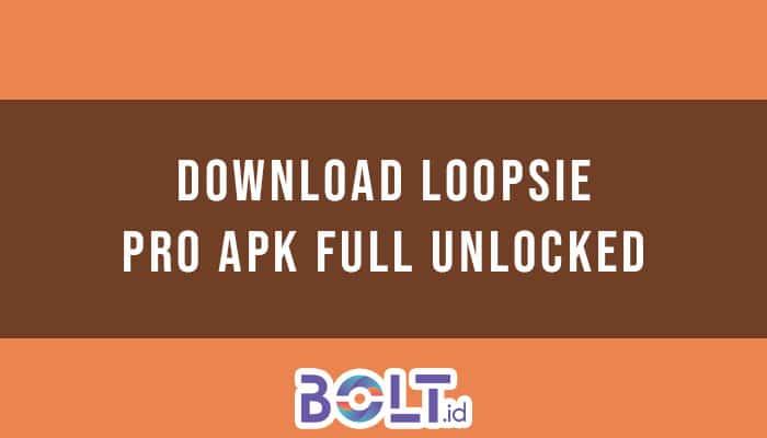 Loopsie Pro Apk
